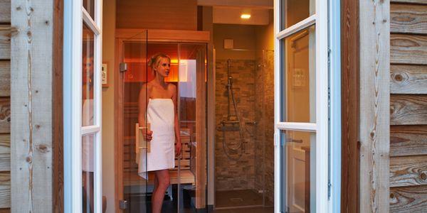 luxus ferienhaus buchen torfhaus harzresort. Black Bedroom Furniture Sets. Home Design Ideas